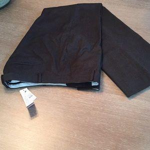 New/with Tags Talbots Italian Flannel Wool slacks